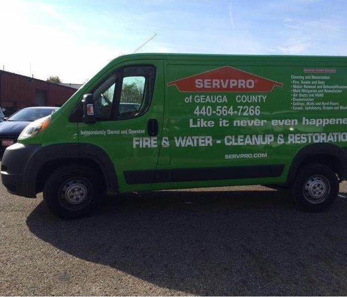 Why SERVPRO Insurance Claims and Disaster Response